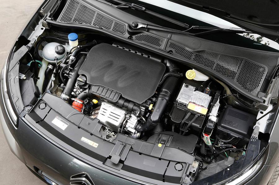 Citroen C4 Cactus Puretech 110 Flair UK first drive review