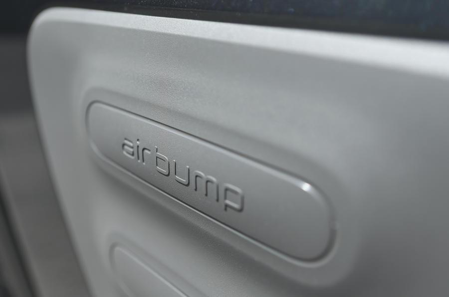 Citroën C4 Cactus airbump sides