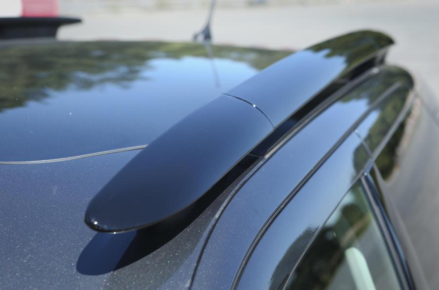 Citroën C4 Cactus roof rails
