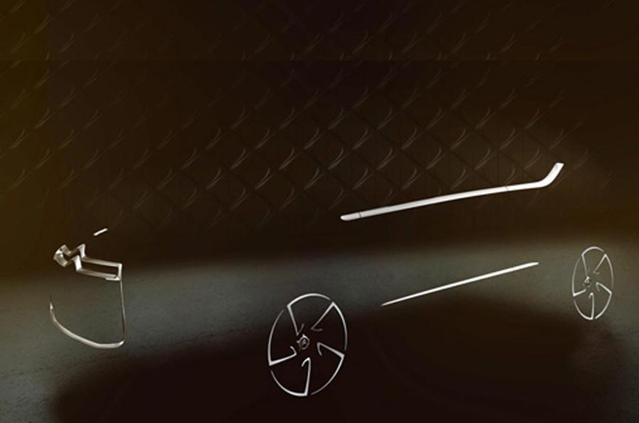 Citroen DS4: new pic