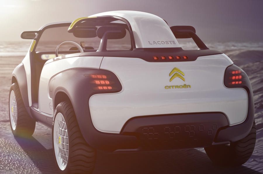 Citroen Lacoste on sale by 2013