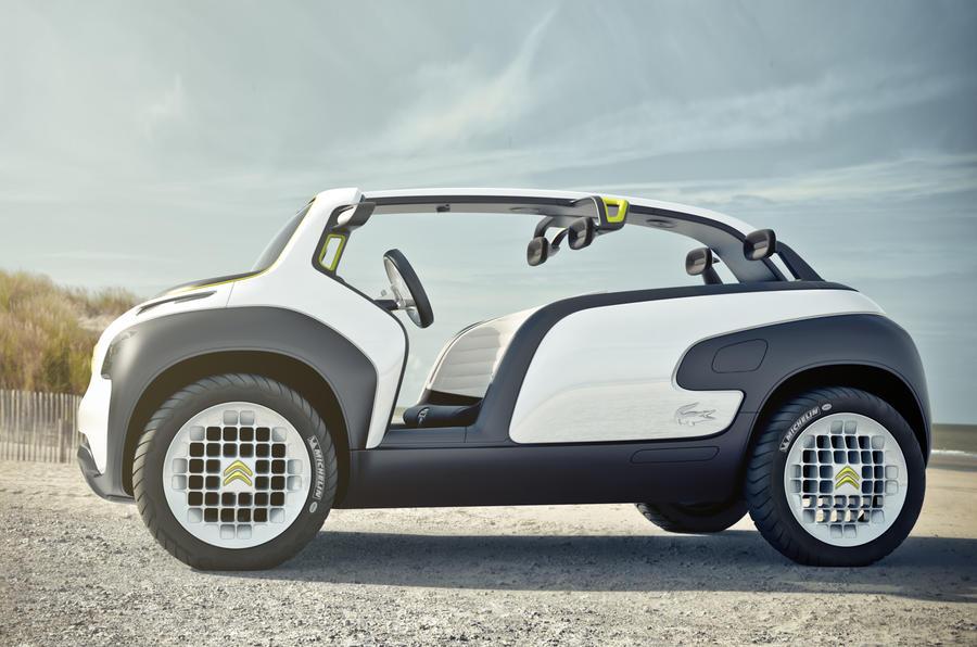 Citroen Lacoste on sale by 2013