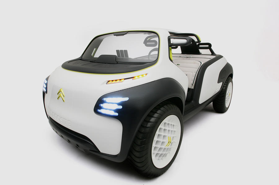 Is there a future for minimalist cars?
