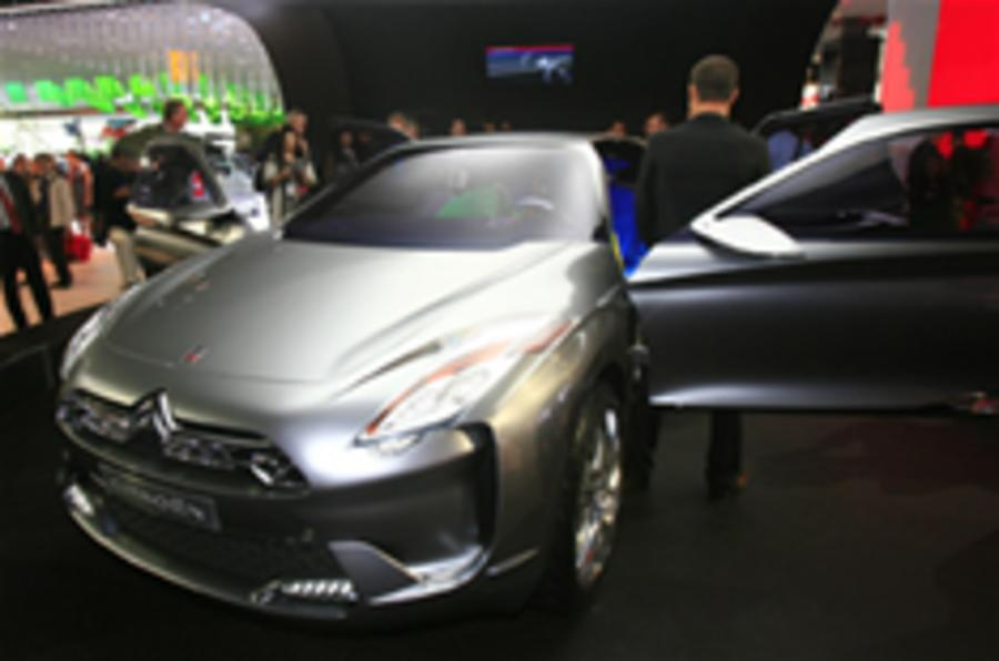 Paris show: Citroen Hypnos