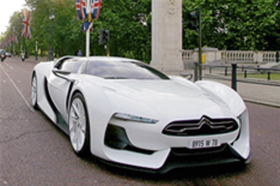Citroen GT supercar 'will be built' | Autocar