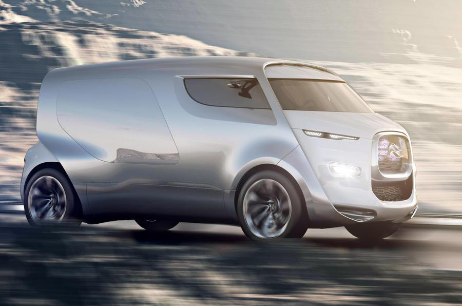 Frankfurt motor show: Citroën Tubik