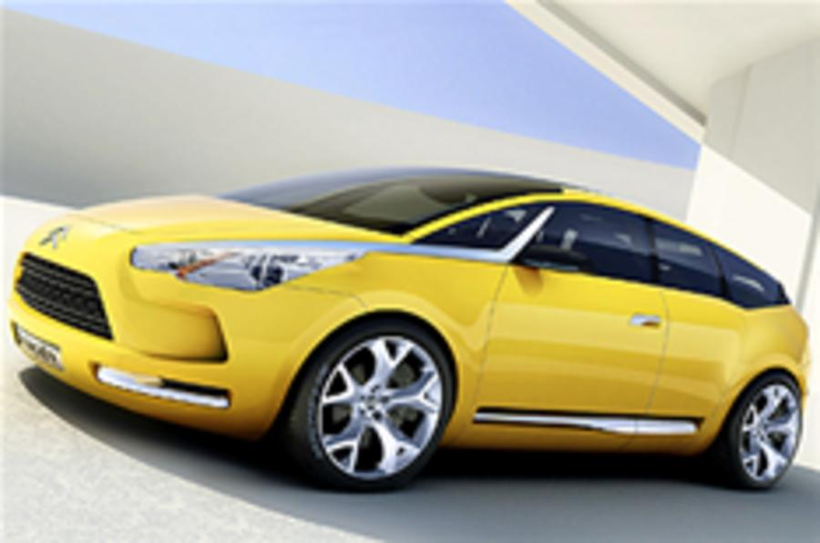 Citroen DS4 'a radical MPV'