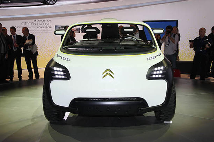 Citroën Lacoste 'should be made'