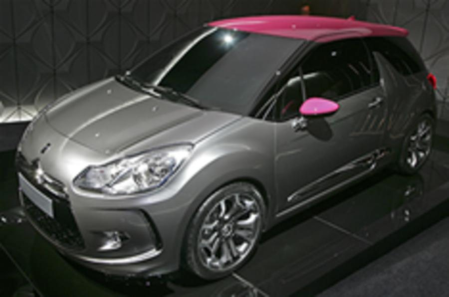 Citroen: DS3 is just the start
