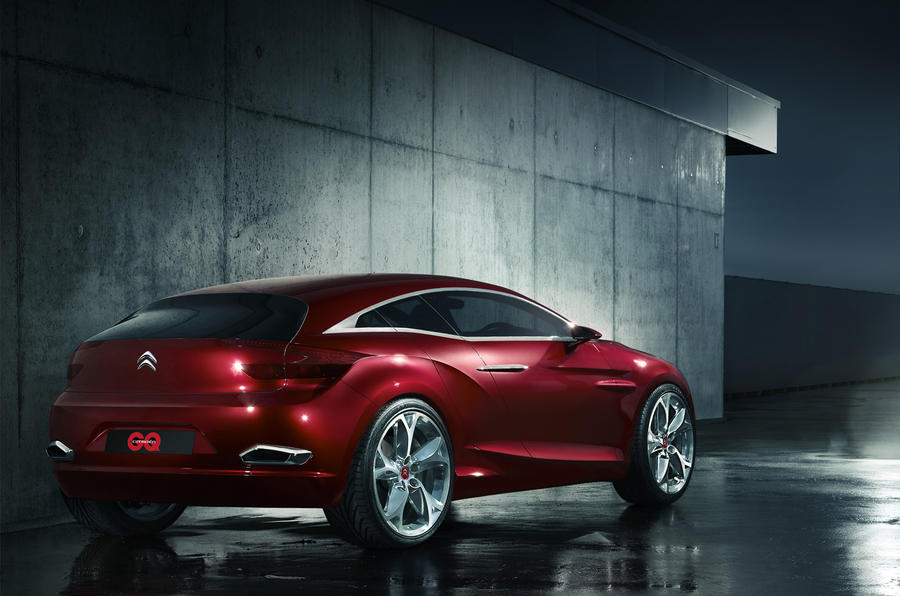 GQ by Citroen concept revealed