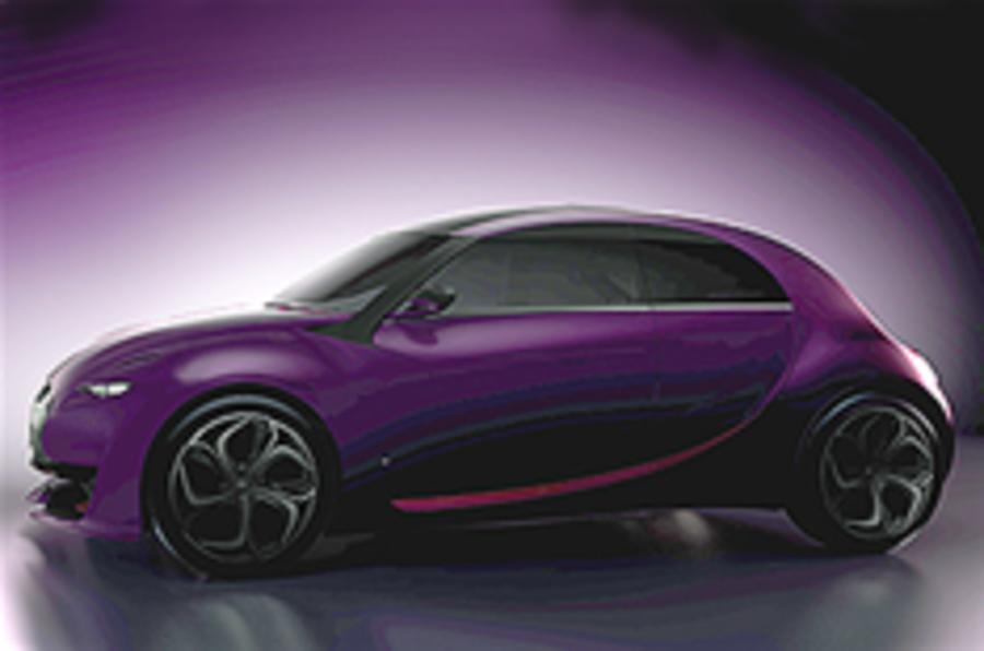 Frankfurt motor show: Citroen concept
