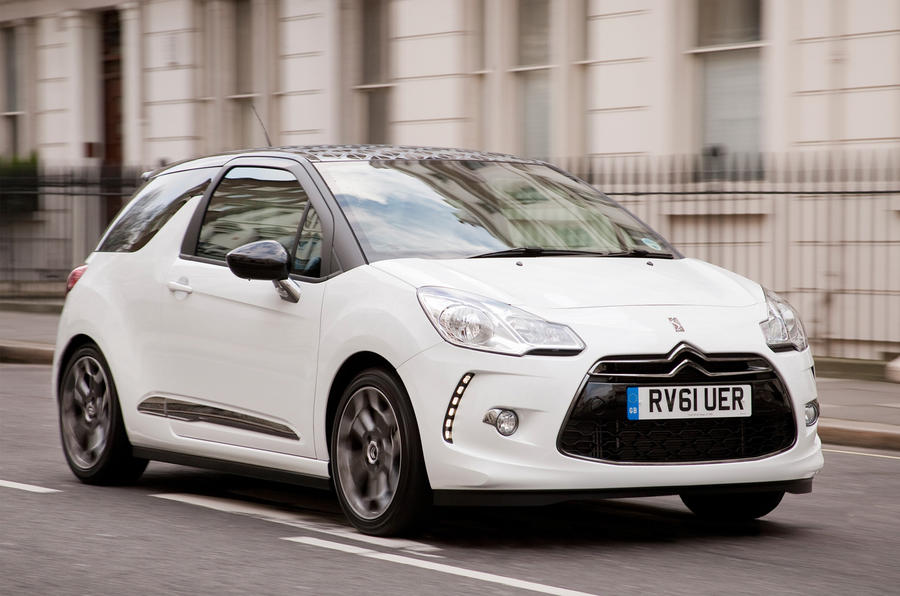 New flagship Citroën DS3 launched