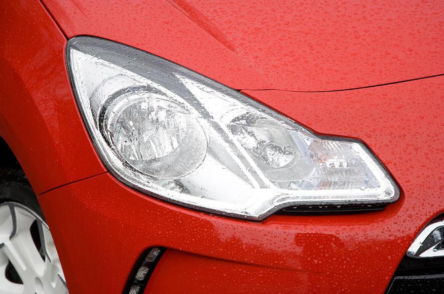 DS3 headlights