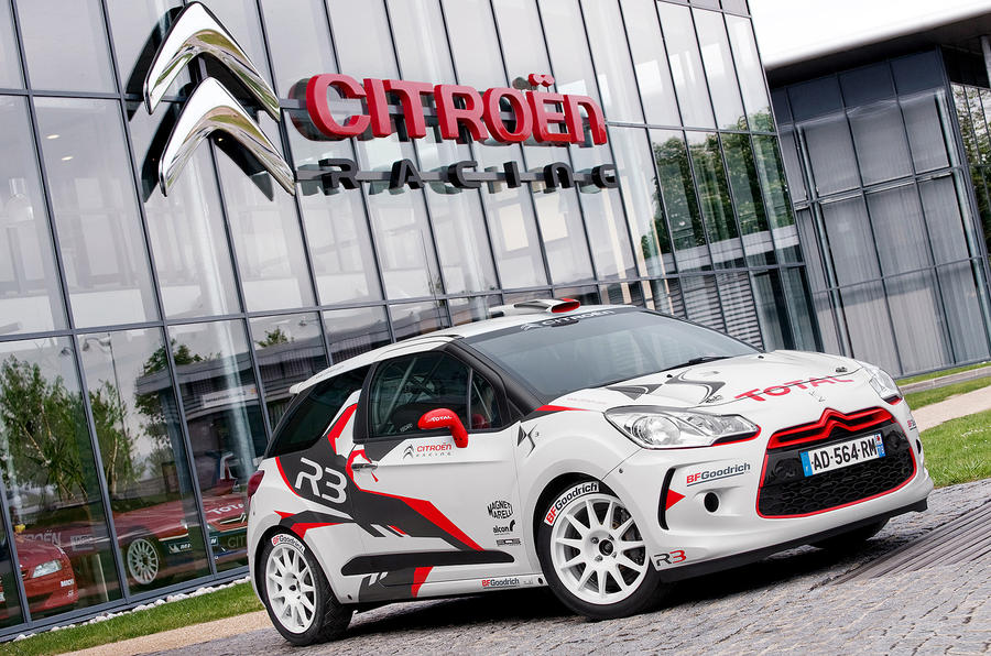 Citroen DS3 R3 launched