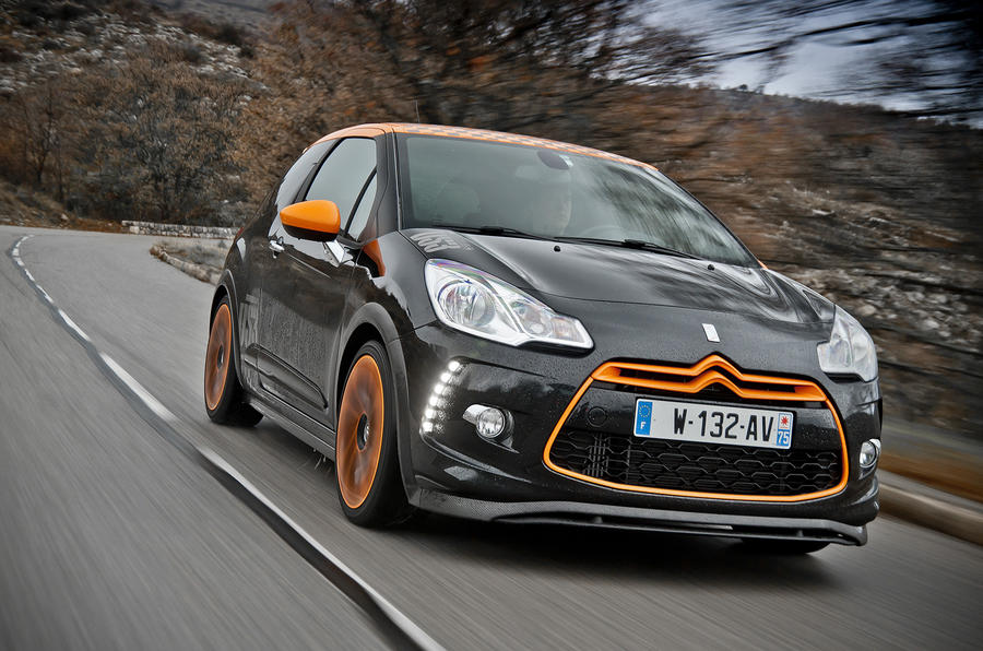 Citroen set for 1000 DS3 Racings