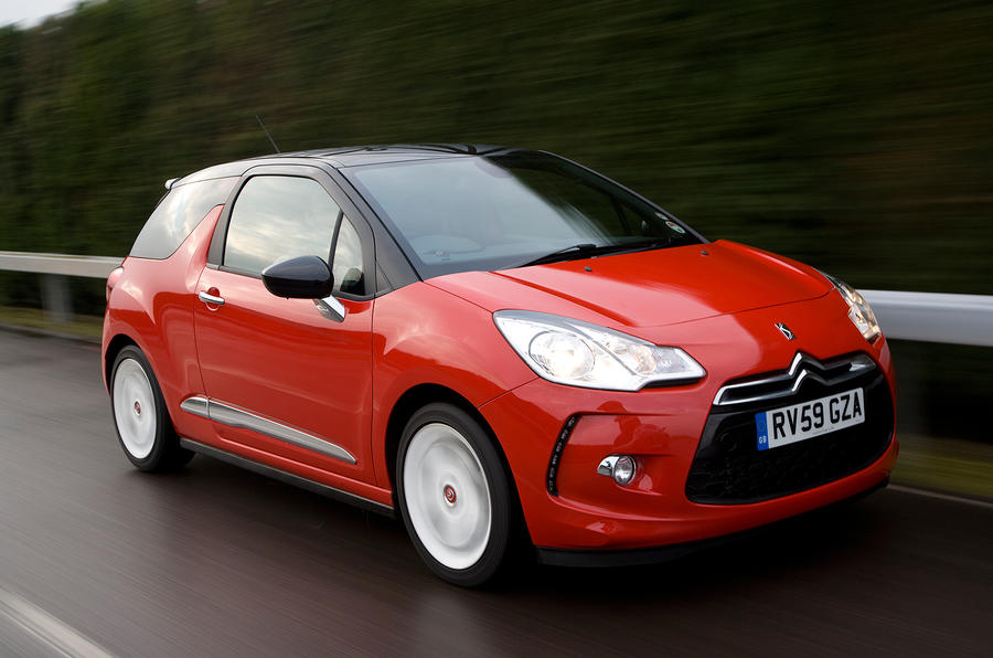 The 154bhp DS3