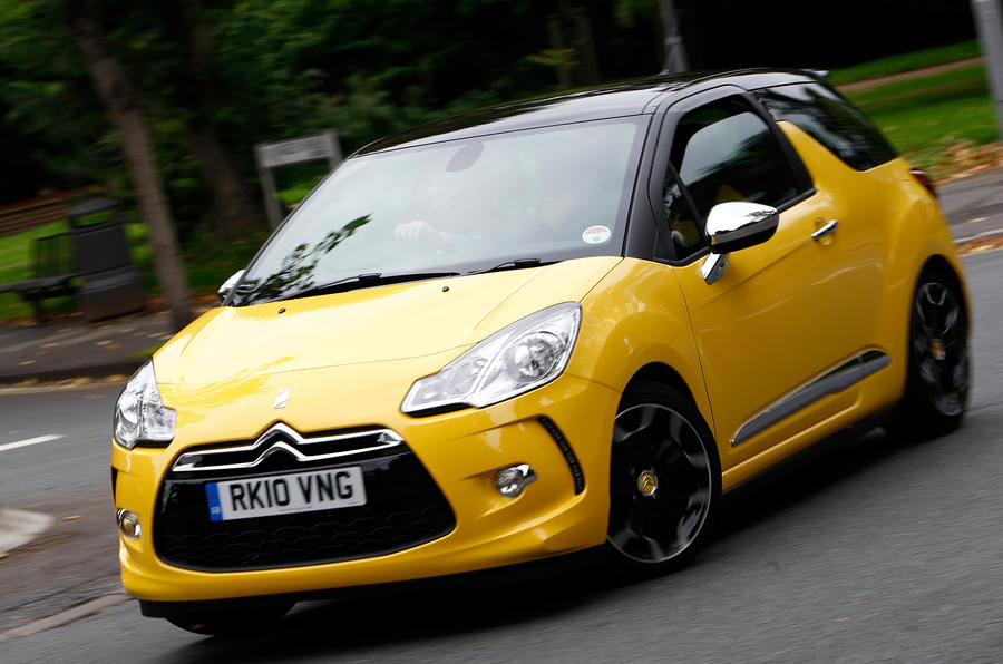 Ds 3 Dsport 2010 2015 Review Autocar