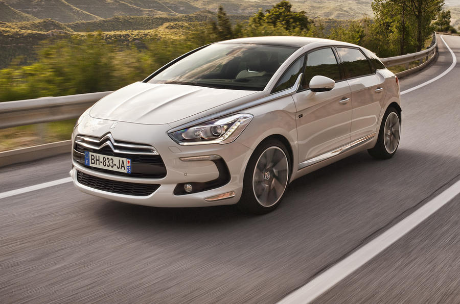 Citroen DS5 BlueHDI 180 first drive review