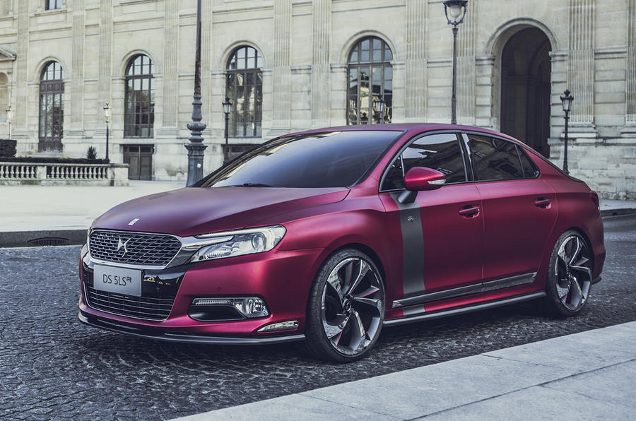 Citroen previews new DS concept