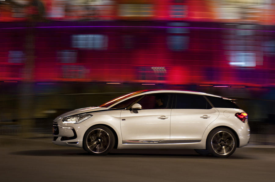 137mph Citroen DS5 BlueHDI 180