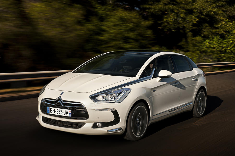 3.5 star Citroen DS5 BlueHDI 180