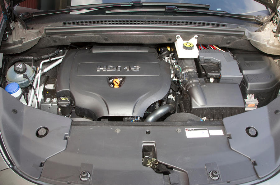 DS 5 engine