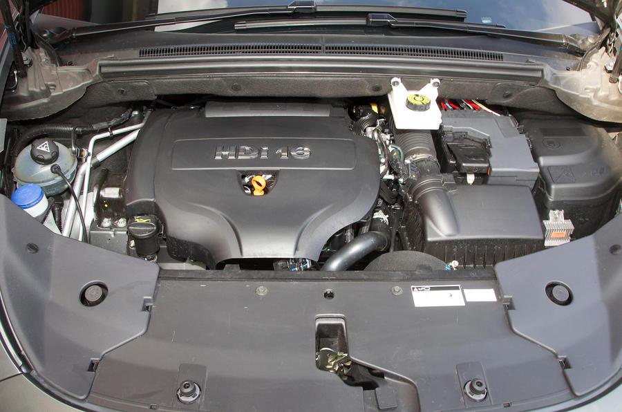 DS 5 engine