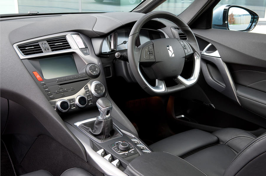 Citroen DS5 from £22,400