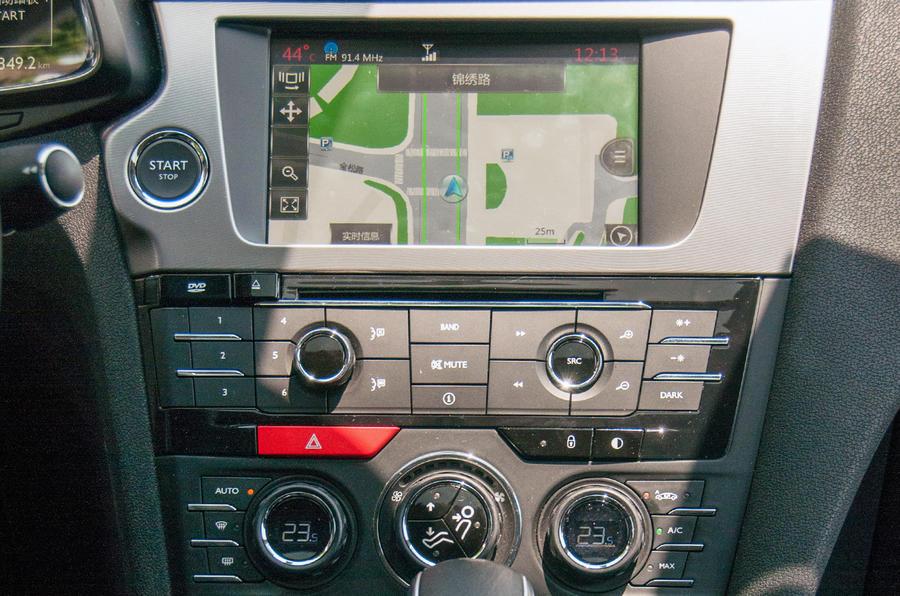 Citroen DS5 LS first drive review