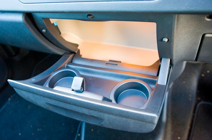 Grand C4 Picasso cupholders