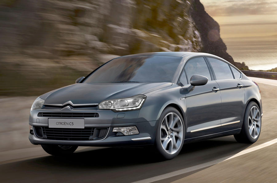 Best new car deals: Citroen C5, Ford Focus, Peugeot 107, Volvo S60