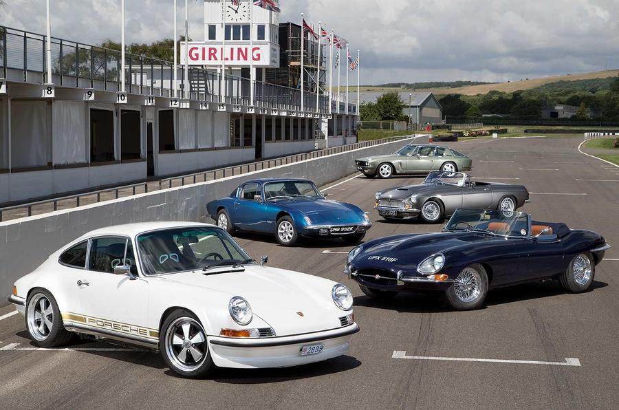 Modern classics finding the best retro sports car for the 21st