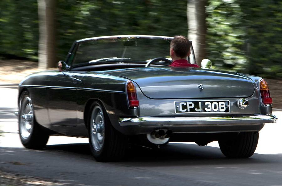 Modernised classics: finding the best retro sports car for