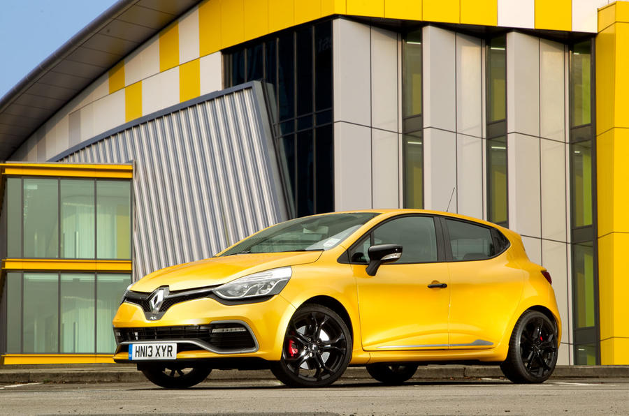4 star Renault Clio RS