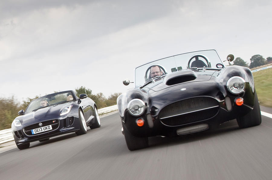Video: Kit car mega test starring Stratos and Cobra replicas