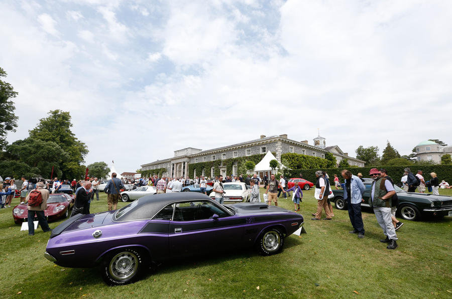 Best of Goodwood 2014 - best Concours d'Elegance entries