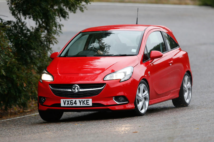 Comparison: new Vauxhall Corsa versus Ford Fiesta and VW Polo