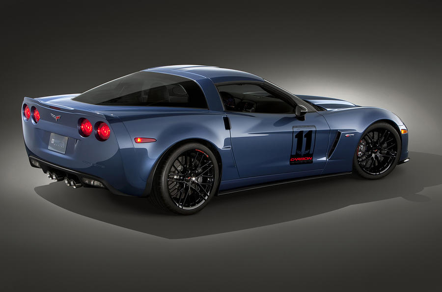 Corvette launches special Z06