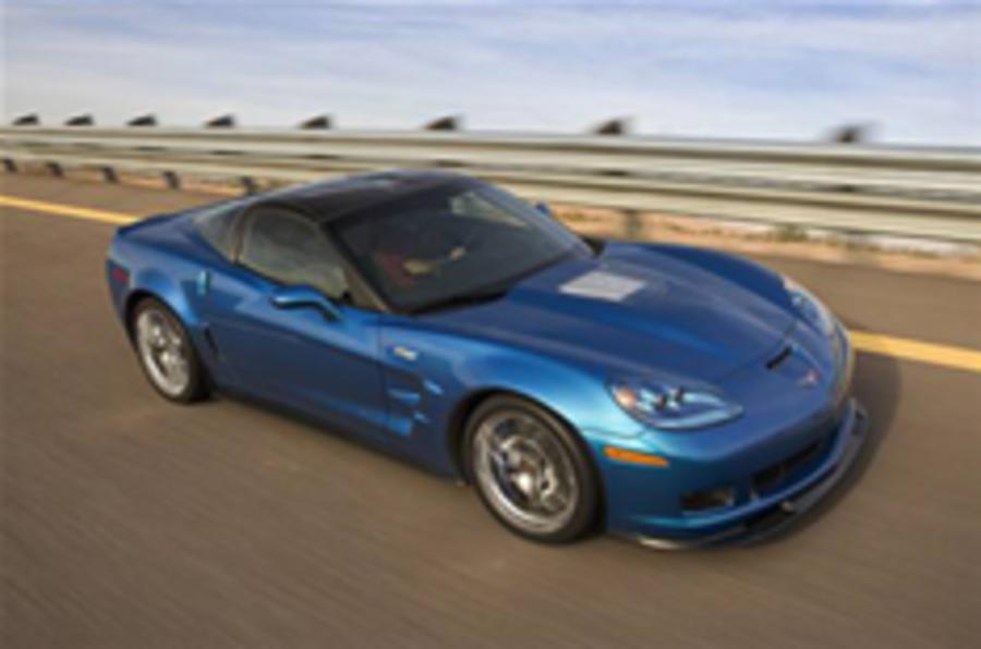Revealed: Corvette ZR1