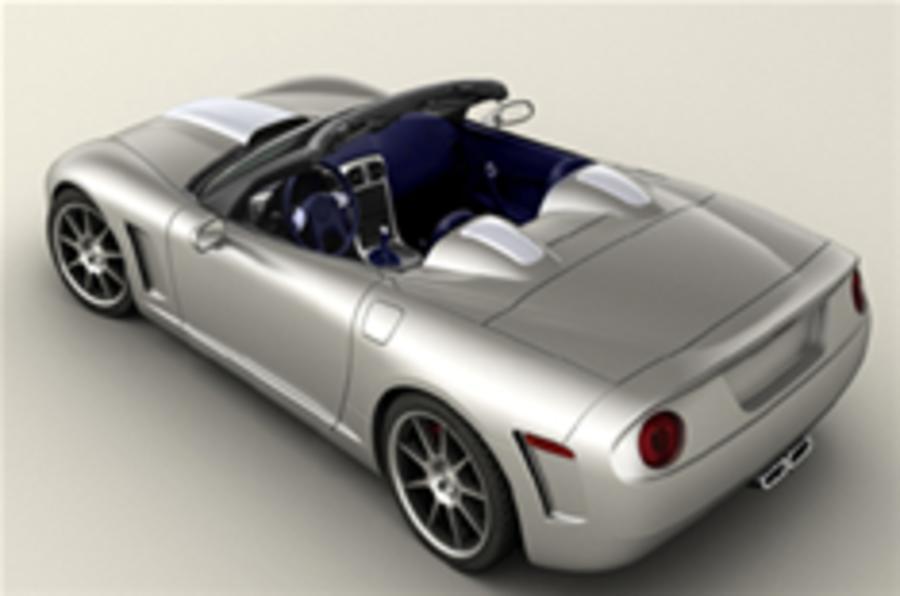 Callaway's 600bhp drop-top Corvette