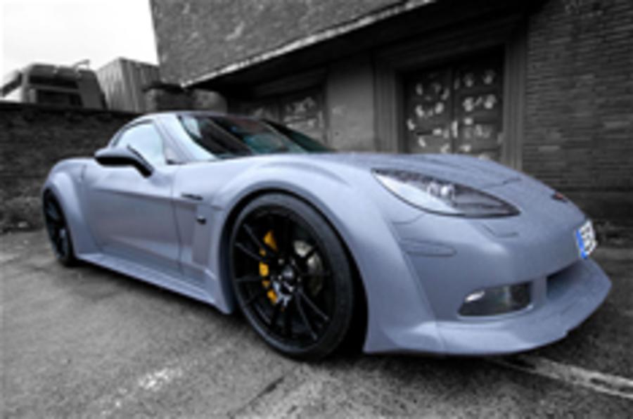 783bhp Corvette C6 launched