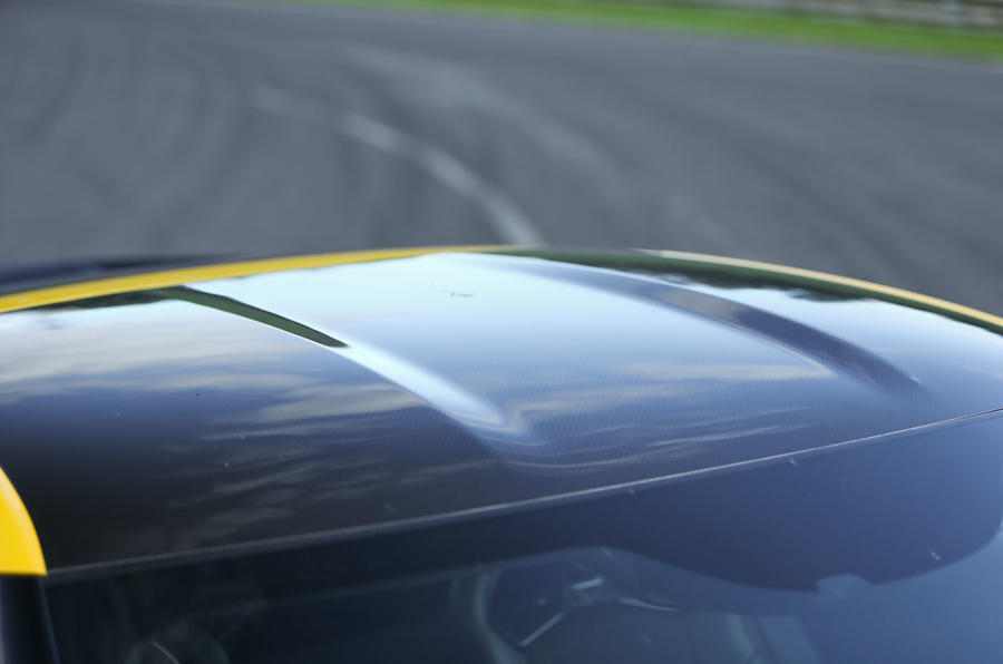 Corvette C7 Stingray carbonfibre roof