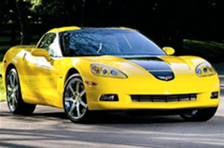 Bargain rent-a-'Vette in the USA
