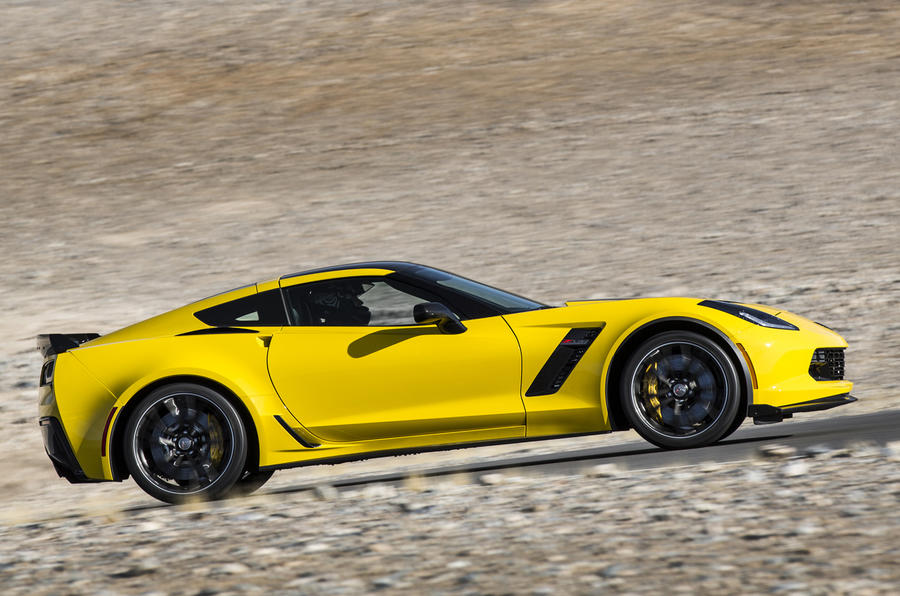 Chevrolet Corvette Z06 Review (2017) | Autocar