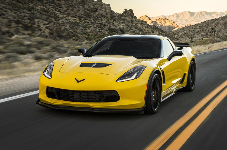 The 186mph Chevrolet Corvette Z06