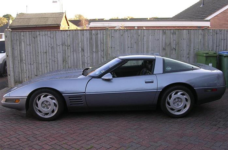 To buy or not to buy? 1991 Chevrolet Corvette C4 ZR-1 for £15,000