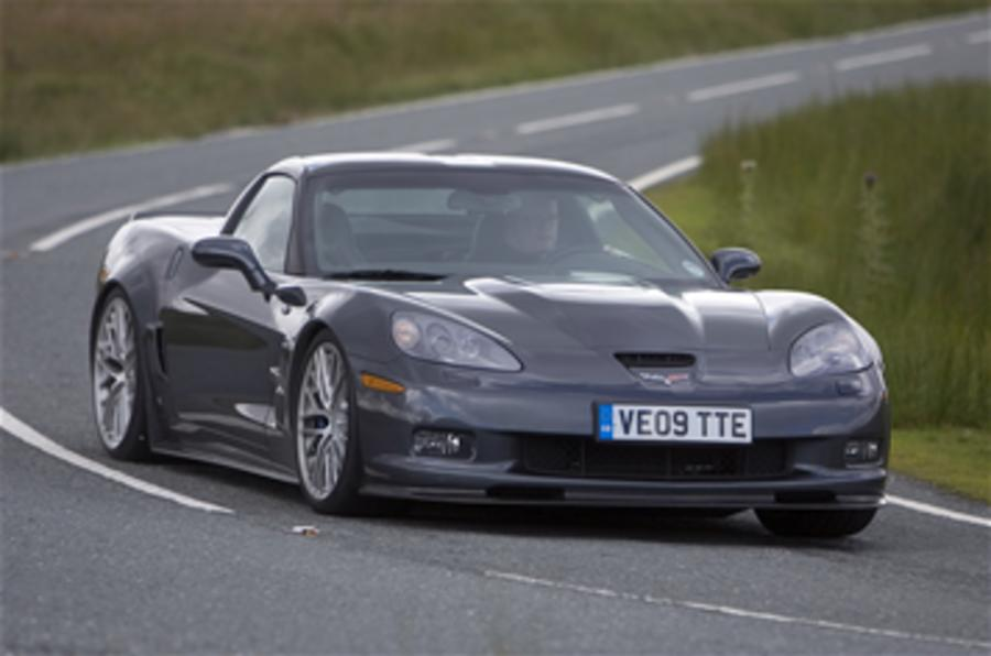 Next-gen Vette gets small V8
