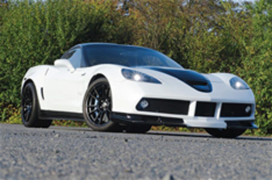700bhp 'Vette ZR1-based supercar