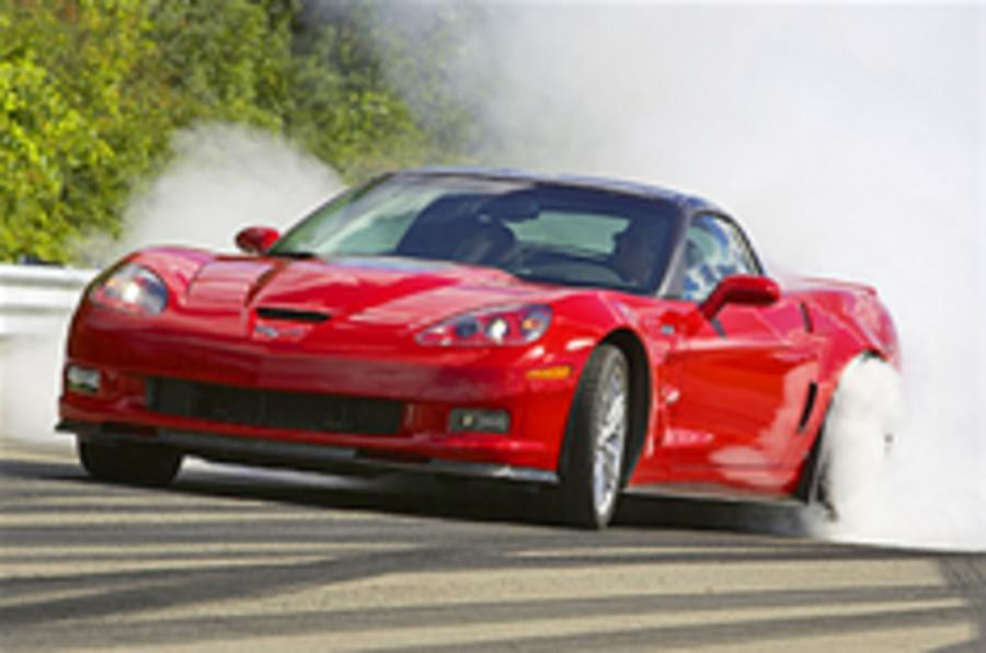 Corvette ZR1 2010 unveiled