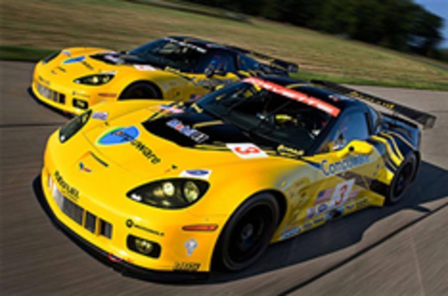 Corvette ZR1-based GT2 car